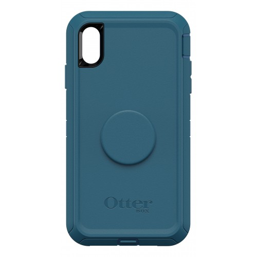 "OtterBox Otter + Pop iPhone Xs Max 6.5"" Defender, Winter Shade (Water/Corsair)"