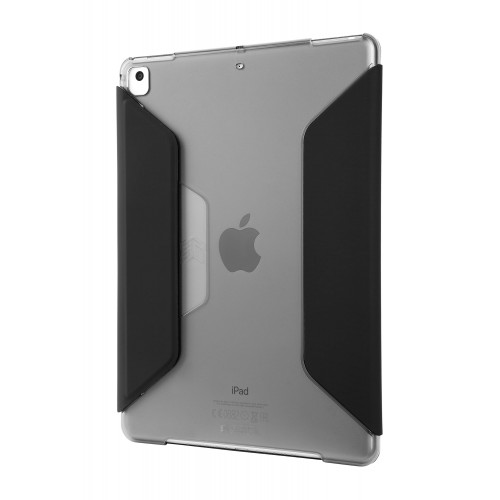 "STM iPad 9.7"" (2018)/Pro 9.7""/Air 1, 2 Studio Folio, Black/Smoke"