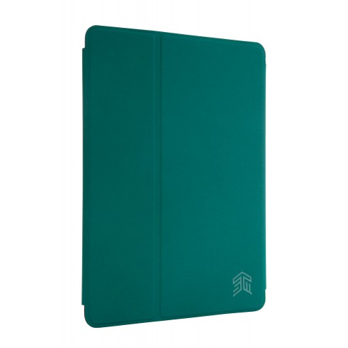 "STM iPad 9.7"" (2018)/Pro 9.7""/Air 1, 2 Studio Folio, Green/Smoke"