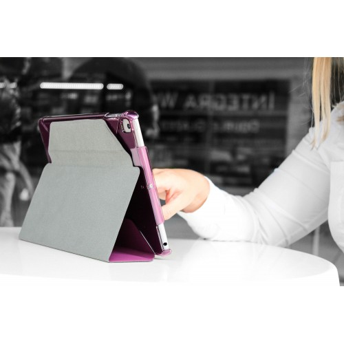 "STM iPad 9.7"" (2018)/Pro 9.7""/Air 1, 2 Studio Folio, Dark Purple"