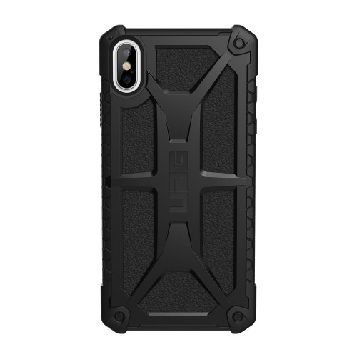 "UAG iPhone Xs Max 6.5"" Monarch Case, Black (Matte)"