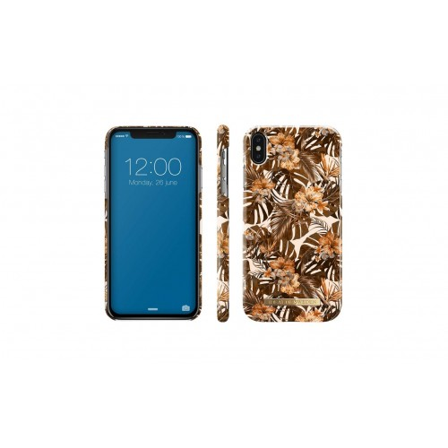 "iDeal Of Sweden iPhone Xs Max 6.5"" Fashion Case A/W 2018, Autumn Forest"