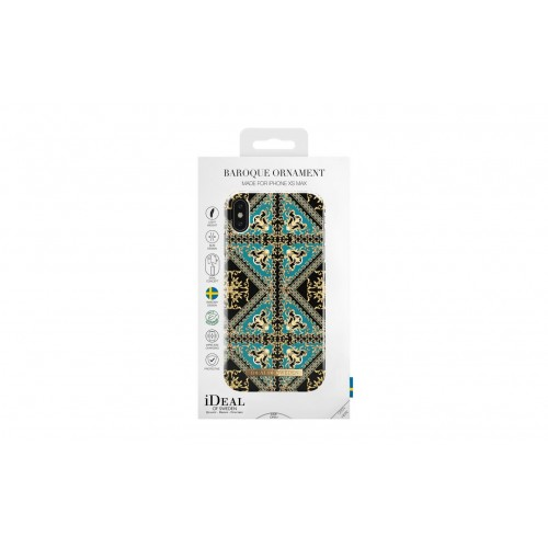 "iDeal Of Sweden iPhone Xs Max 6.5"" Fashion Case A/W 2018, Baroque Ornament"