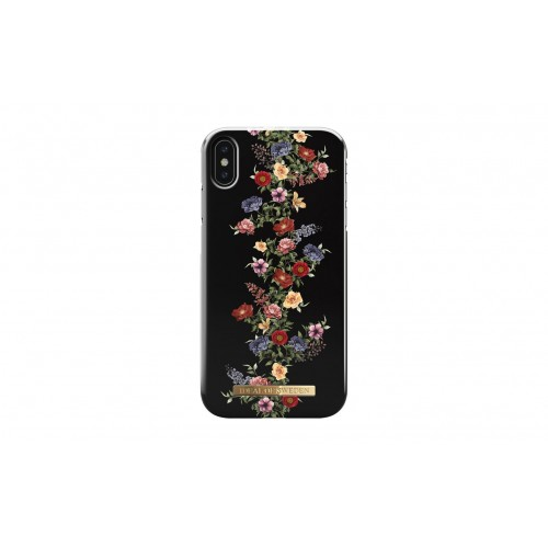"iDeal Of Sweden iPhone Xs Max 6.5"" Fashion Case A/W 2018, Dark Floral"